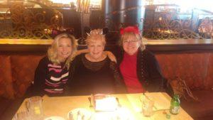Michelle, Liz, and Linda