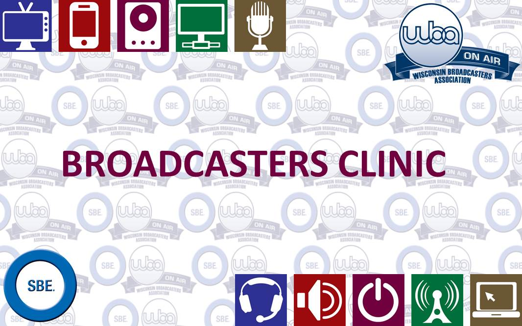 2014 Broadcasters Clinic