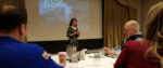 Social Media session speaker Hannah Stonehouse Hudson