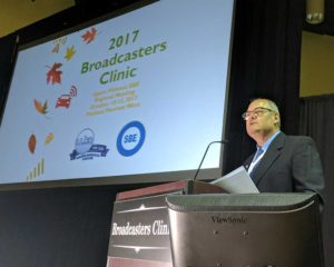 Broadcasters Clinic