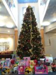 TV station helps collect toys for 13,950 children