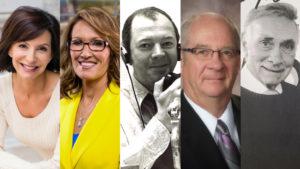 Karen Dalessandro, Erin Davisson, Peter Murphy, John Moser, and Bill McCollum