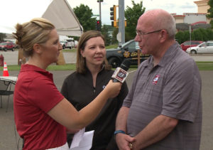 Eau Claire TV station raises money after tornado 5