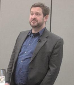 Seth Resler talks about podcasting