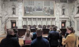 Tour of the State Supreme Court