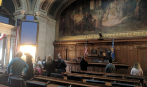 Tour of the State Assembly