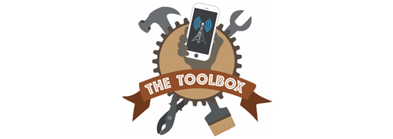 Toolbox logo for website header